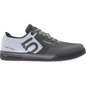 adidas Five Ten Freerider Pro Mountain Bike Shoes Men grey five/footwear white/halo blue